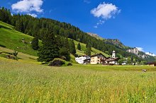 Dolomiti - Penia village