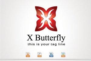 (X Letter Logo