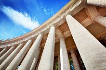 St. Peter's Basilica colonnades