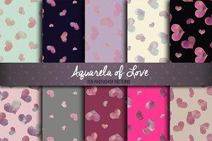 Aquarela of Love