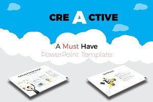 CreActive Presentation Template OFF