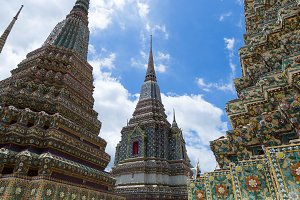large pagoda of Wat Pho