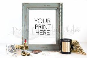 #11 PLSP Styled Frame Stock Photo