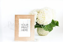 #119 PLSP Styled Frame Stock Photo