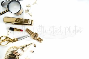 #204 PLSP Styled Desktop Stock Photo