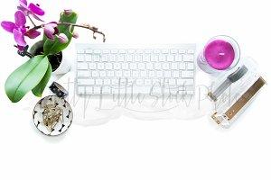 #260 PLSP Styled Desktop Stock Photo