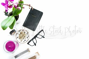 #261 PLSP Styled Desktop Stock Photo