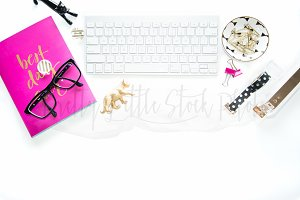 #270 PLSP Styled Desktop Stock Photo