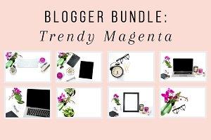PLSP Trendy Magenta Blogger Bundle