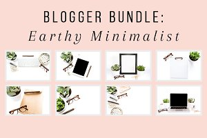 PLSP EarthyMinimalist Blogger Bundle