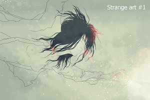 Strange art #1