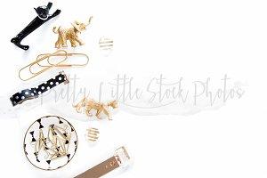 #275 PLSP Styled Desktop Stock Photo