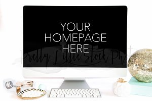 #281 PLSP Styled Computer StockPhoto