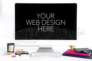 #283 PLSP Styled Computer StockPhoto
