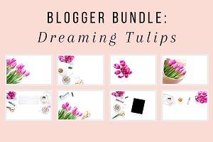 PLSP Dreaming Tulips Blogger Bundle