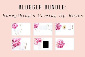 PLSP Roses Blogger Bundle