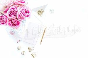 #315 PLSP Styled Desktop Stock Photo