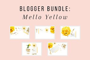 PLSP Mello Yellow Blogger Bundle