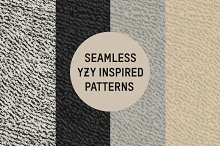 Seamless YZY Inspired Patterns