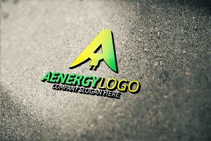A Energy Logo