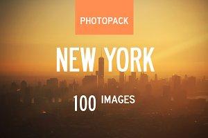 New York Photo Set 100 Images