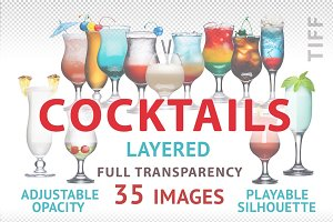 35 Cocktails Bundle