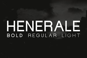 [Bundle] Henerale Type - 3 Weights