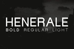 [Bundle] Henerale Type - 3 Weights