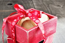 Shortbread cookies, Valentine's Day