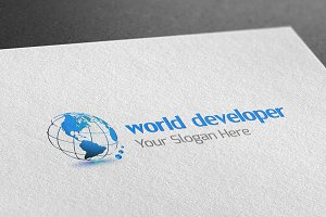 World Developer logo