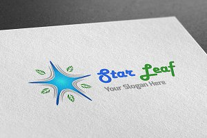 Star Leaf Logo