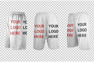 Shorts Mock-up
