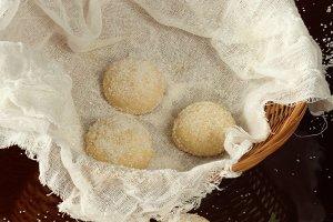 Areias - Portuguese Sugar Cookies