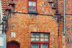Bruges historical steets