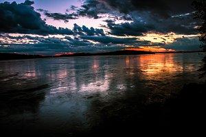 Sunset Ocean 3