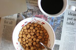 Cereal & Coffee