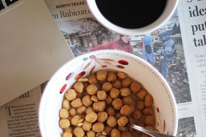 Cereal & Coffee 2