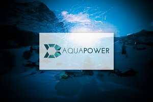 [68% off] Aqua Power - Logo Design