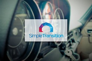 [68% off] Simple Transition Logo