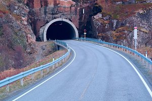Dark tunnel on the norwegian mountain road.jpg