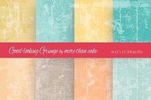 Good-looking Grunge Digital Paper 2