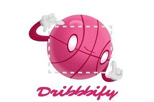 Dribbbify - Instant Image Resizer