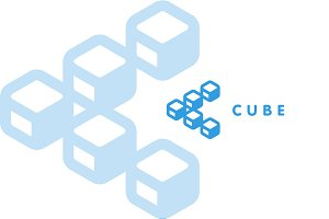 Cube - Letter C Logo