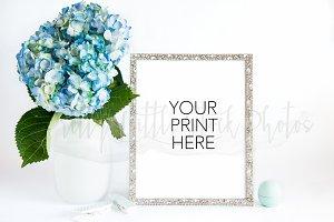 #123 PLSP Styled Frame Stock Photo