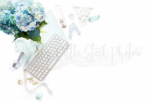 #96 PLSP Styled Desktop Stock Photo