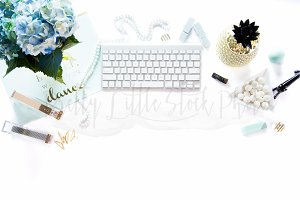 #95 PLSP Styled Desktop Stock Photo