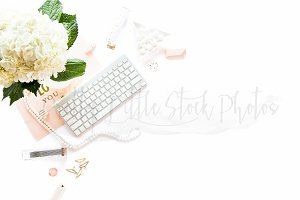 #100 PLSP Styled Desktop Stock Photo