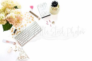 #104 PLSP Styled Desktop Stock Photo