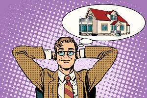 Mens dream home
