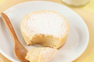 Sugar Milk Cake